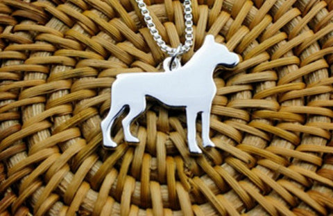 Jewelry - Boxer Classic Pendant Necklace
