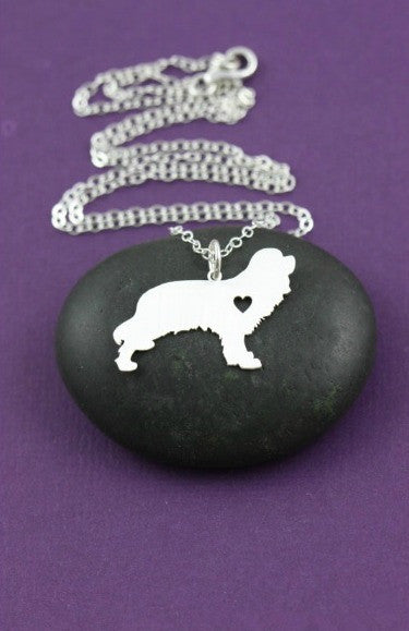 Jewelry - Cavalier King Charles Spaniel Necklace