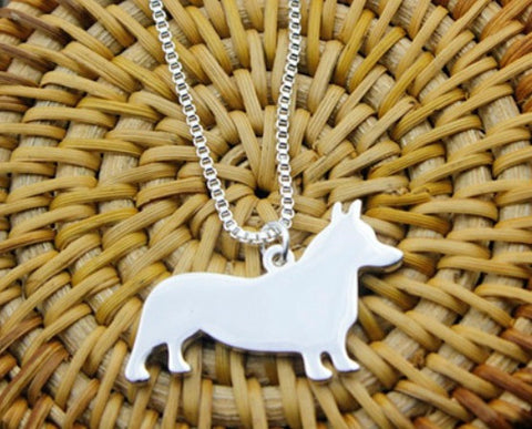 Jewelry - Corgi Classic Pendant Necklace