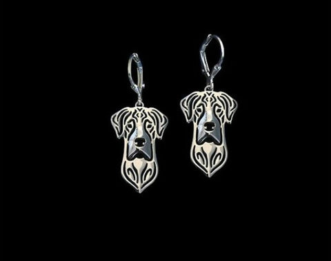 Jewelry - Great Dane Drop Earrings