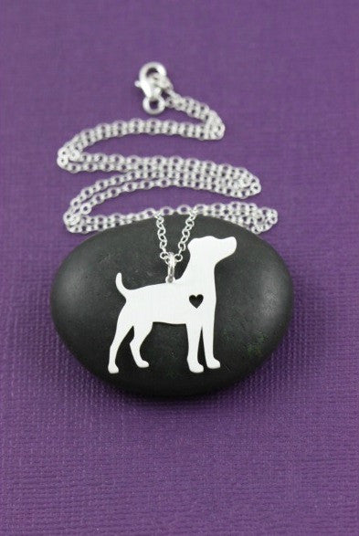 Jewelry - Jack Russell Terrier Necklace