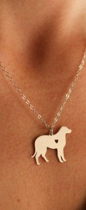 Jewelry - Labrador Retriever Necklace