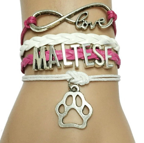 Jewelry - Maltese Love Bracelet