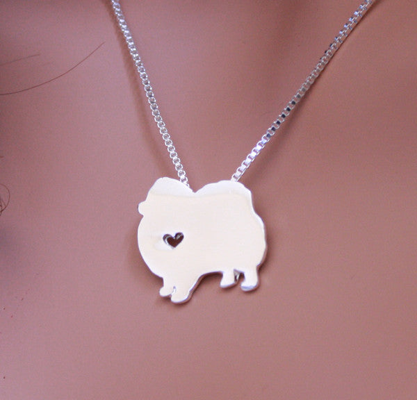 Jewelry - Pomeranian Statement Necklace