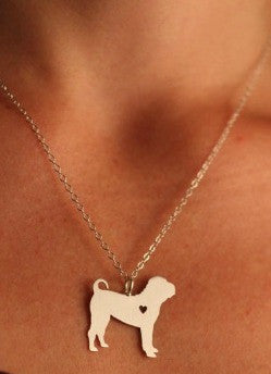 Jewelry - Shar Pei Necklace