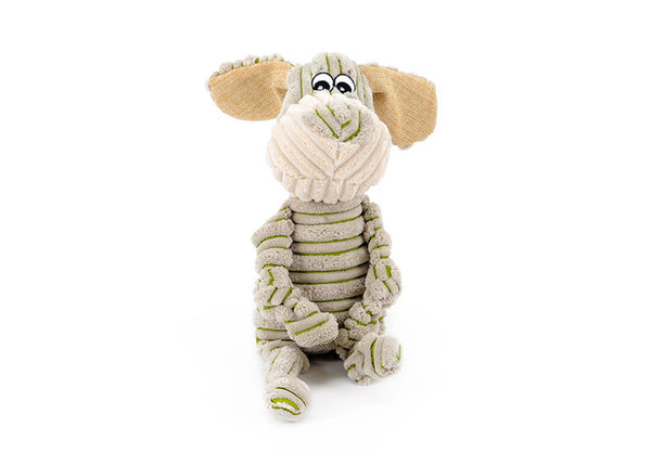 Adorable Little Donkey Plush Squeaky Toy