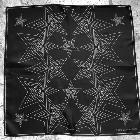 Stars In Night Sky<br>By Cody Sanderson<br>Scarf