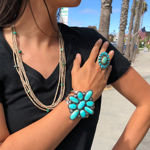 It Feels Like Turquoise Tuesday!