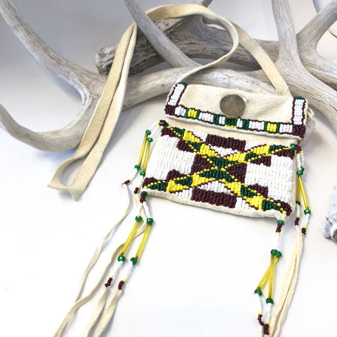 Beaded Bag<br>By Jay C. McCray