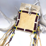 Beaded Hip Pouch<br>By Jay C. McCray