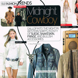 ELLE March 2011 Midnight Cowboy