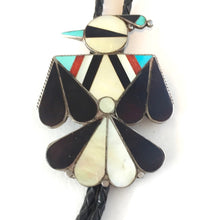Load image into Gallery viewer, Large Thunderbird Bolo Tie