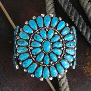 Old Blue Gem Navajo Cluster