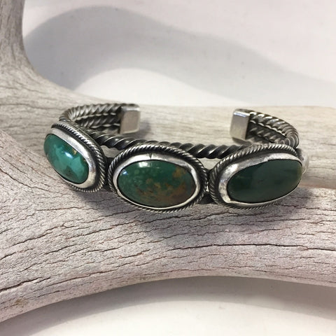 Vintage Navajo Three Stone