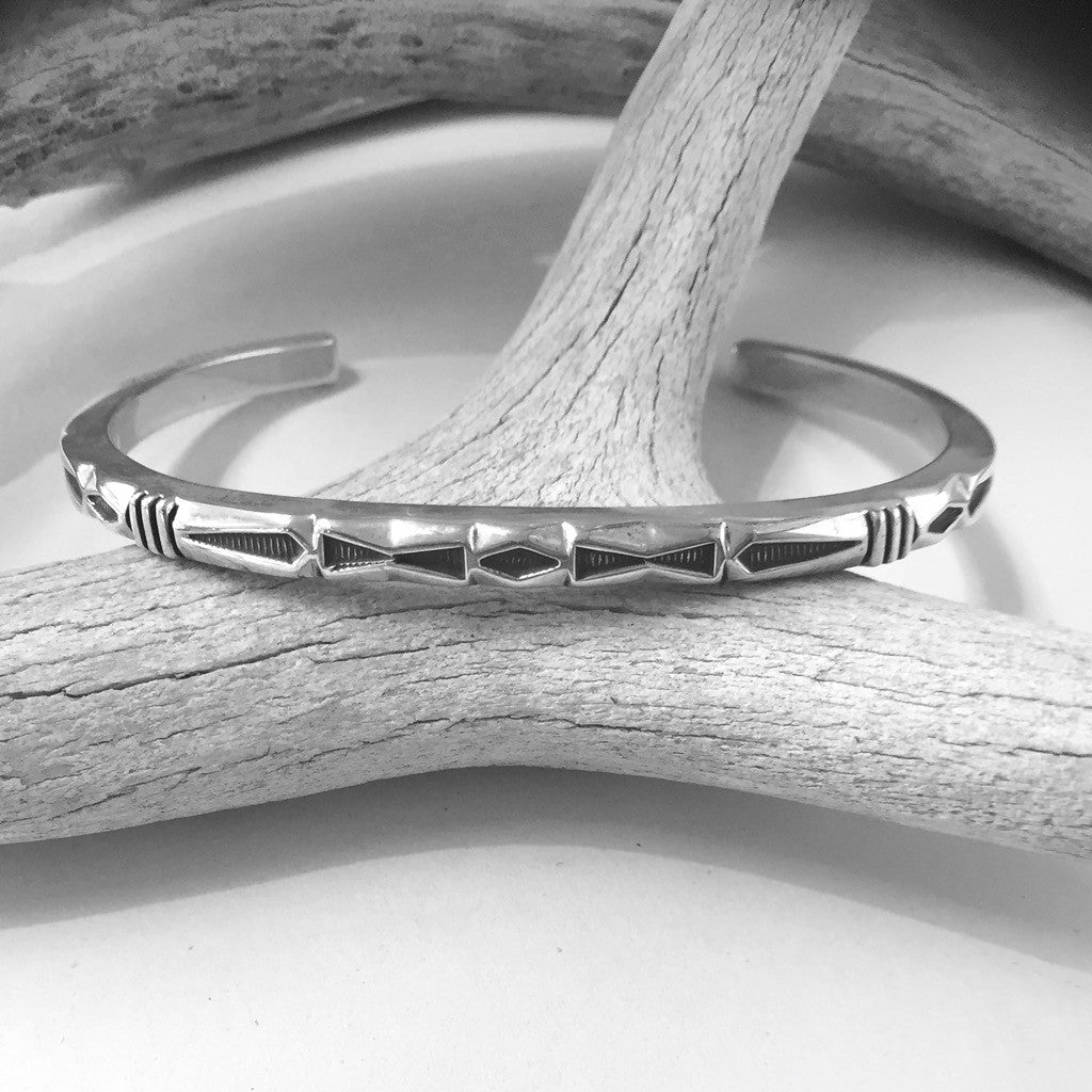 Narrow Bangle By Jennifer Curtis
