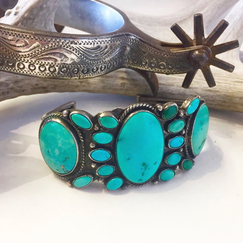 Jingle Jangle Jingle! Vintage Navajo Bracelet