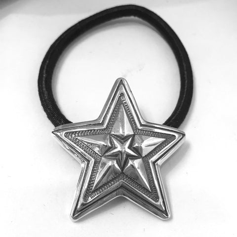 Star In Star Hair Tie/Bracelet<br>By Cody Sanderson<br>Regular Size