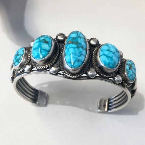 Turquoise Mountain<br>By Verdy Jake<br>Small Wrist