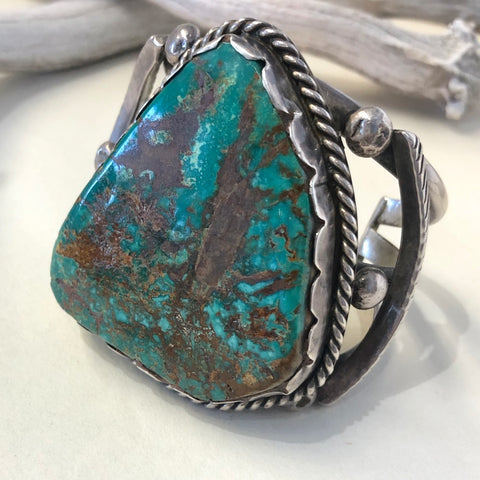 Vintage Large Stone<br>Small Wrist