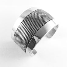Load image into Gallery viewer, Vintage Silver Cuff<br>By Gibson Nez