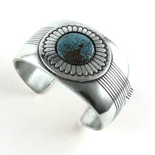 Load image into Gallery viewer, Nevada Blue Bracelet<br>By Gibson Nez