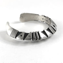 Load image into Gallery viewer, Asymmetrical Sculpted Cuff<br>By Isaiah Ortiz