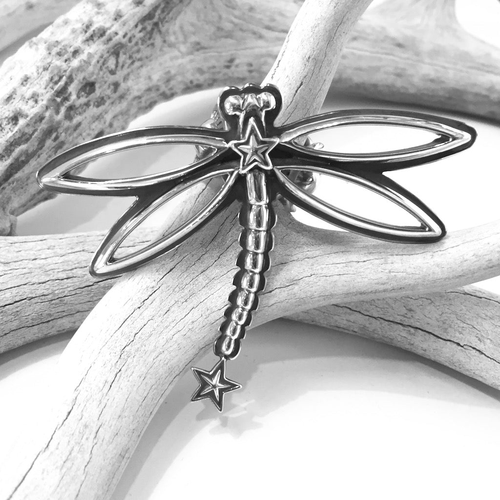Dragonfly Star<br>By Cody Sanderson<br>Size: 7
