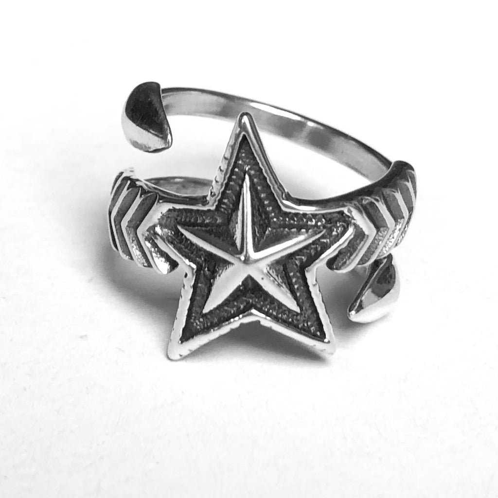Double Arrow Large Star<br>By Cody Sanderson<br>Size: 5