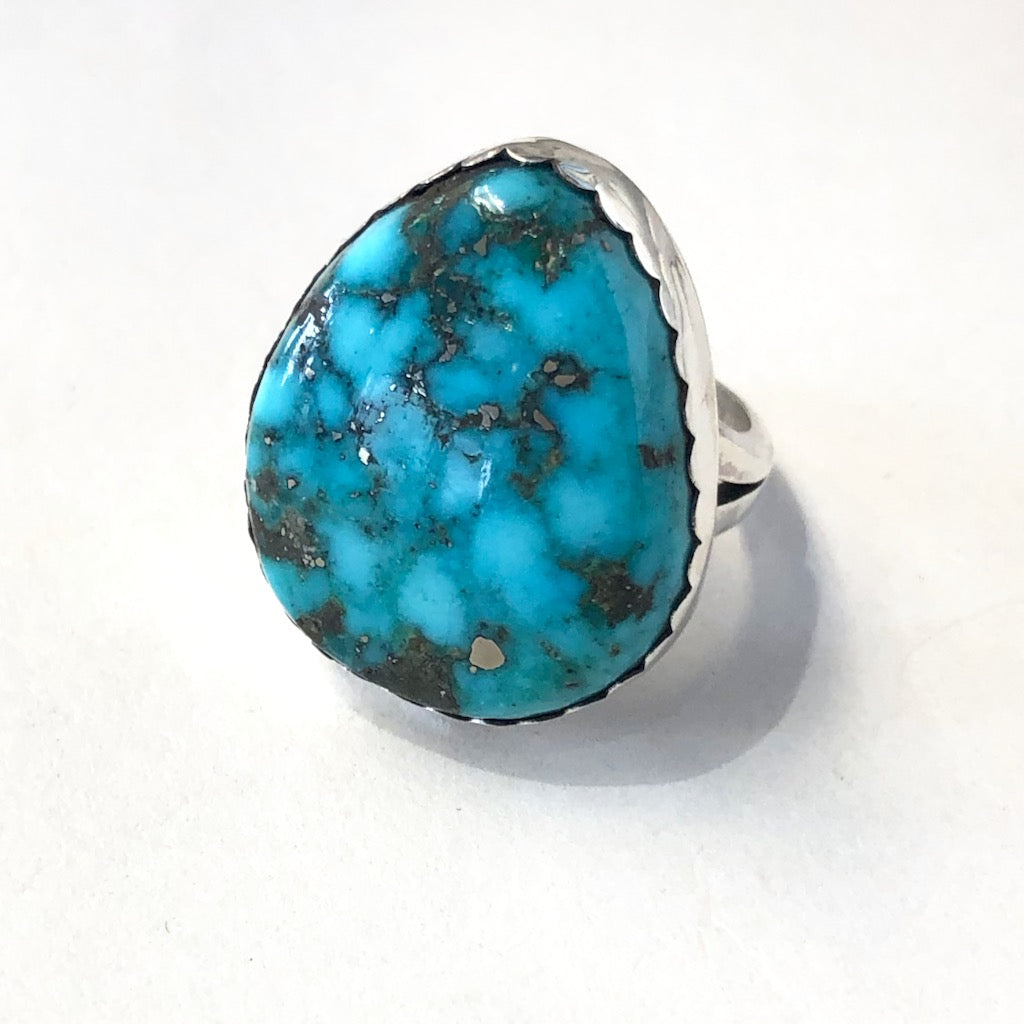 Morenci Turquoise<br>Size: 7.5