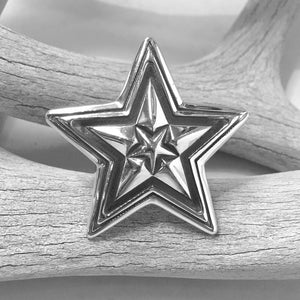 Big Star In Star<br>By Cody Sanderson<br>Size: 7.5