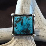 Square Stone  by Steve Arviso   Size: 7
