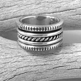 5 Band Ring   Size: 7 1/2