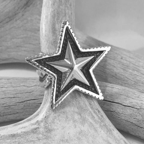 Large Star By Cody Sanderson   Size: 9