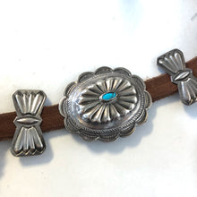 Load image into Gallery viewer, Vintage Concho Belt