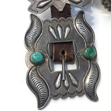 Load image into Gallery viewer, Vintage Navajo Concho Belt