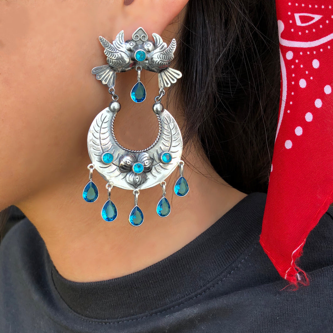 Frida Kahlo Earrings