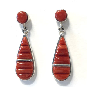 Coral Inlay<br>By Rick Tolino