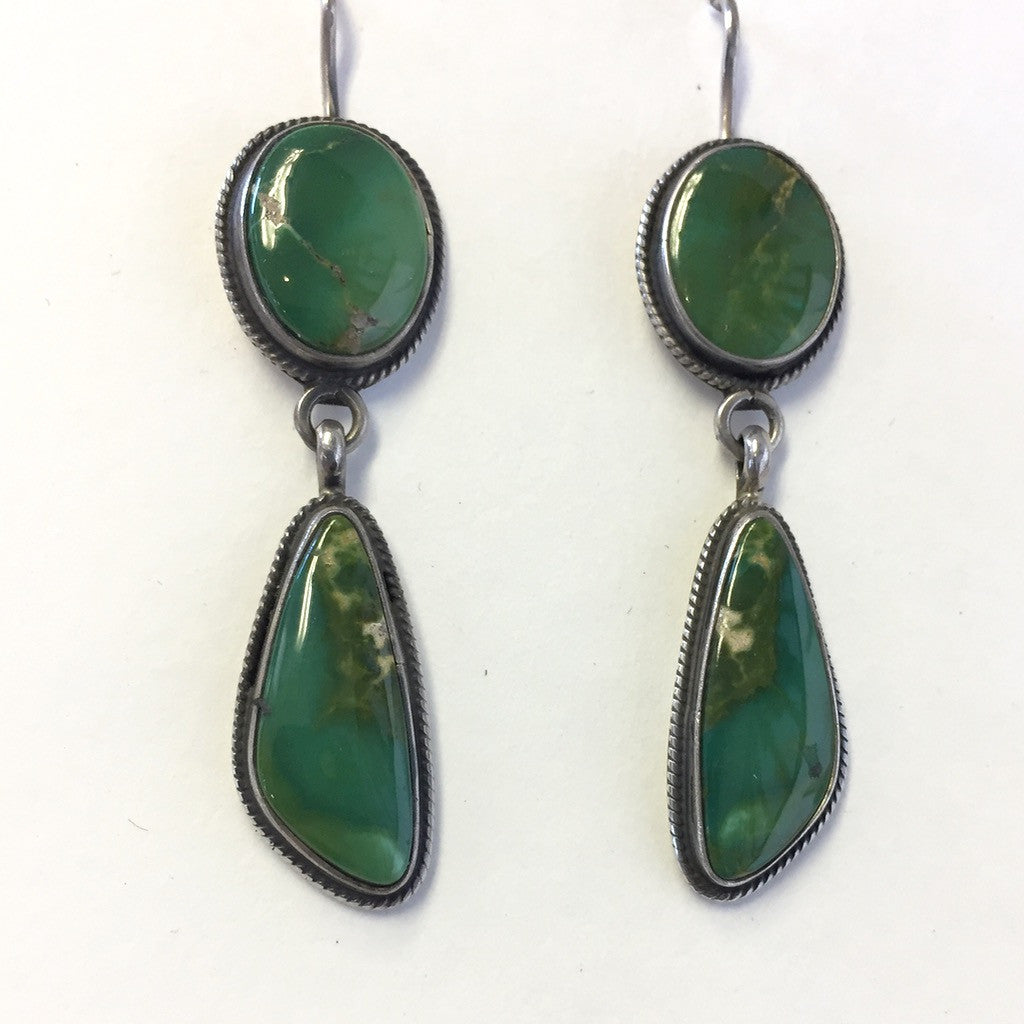 Natural Drop Earrings