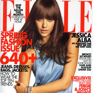 ELLE Magazine March 2009