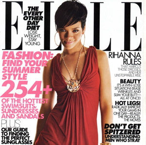 ELLE Magazine June  2008