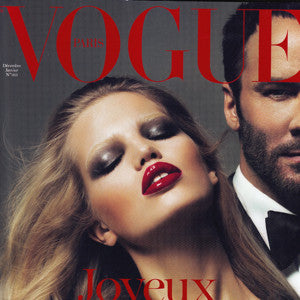 French Vogue 2010 Tom Ford Issue