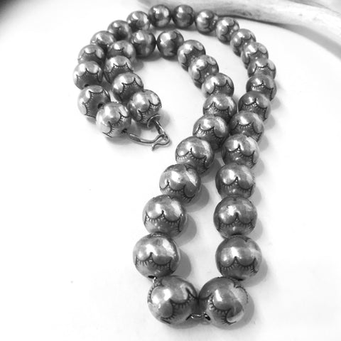Navajo Pearls<br>By Martha Willeto