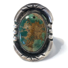 Load image into Gallery viewer, Vintage Navajo Ring<br>Size: 8.5