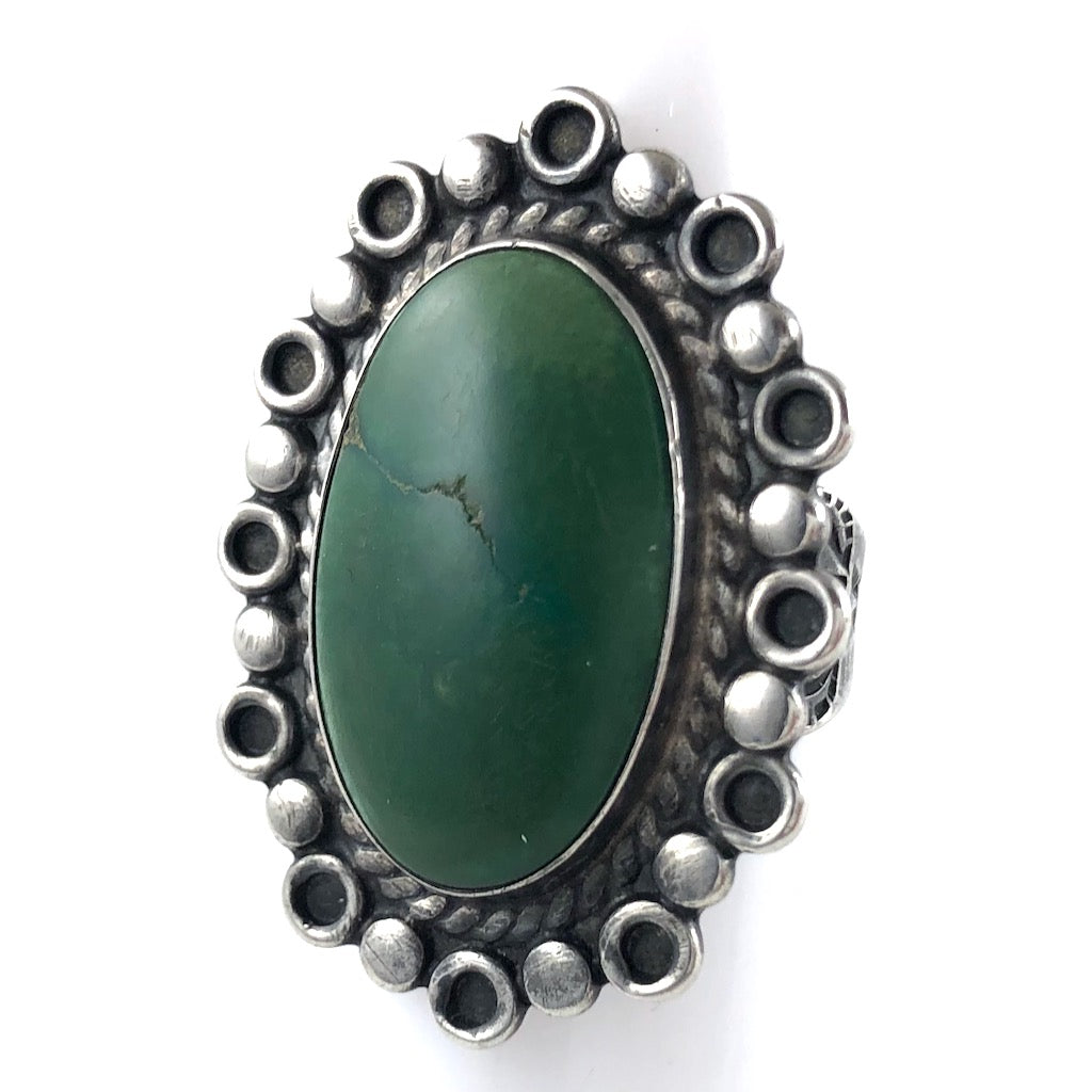 Old Tourist Ring<br>Size: 6.5