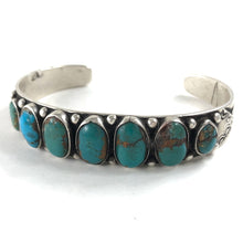 Load image into Gallery viewer, Vintage Ingot Row Bracelet