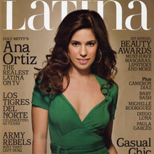 Load image into Gallery viewer, LATINA Magazine May 2008