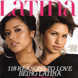 Latina Magazine June/July 2008