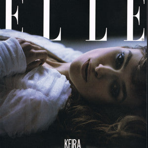 ELLE Magazine March 2010