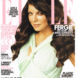 ELLE Magazine May 2010