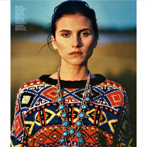 Marie Claire-October 2014 Playing The Field